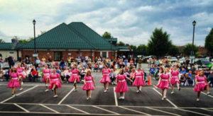 MTC Hendersonville Street Dance 2014